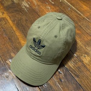 Adidas Embroidered Classic Logo Ball Cap Hat